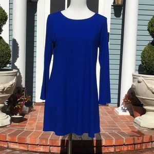 Eileen Fisher Ballet Neck Tunic Size PS